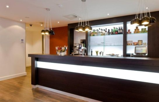 Hotel bar Holiday Inn Express AMSTERDAM - SCHIPHOL