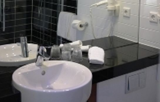 Bagno in camera Holiday Inn Express AMSTERDAM - SCHIPHOL