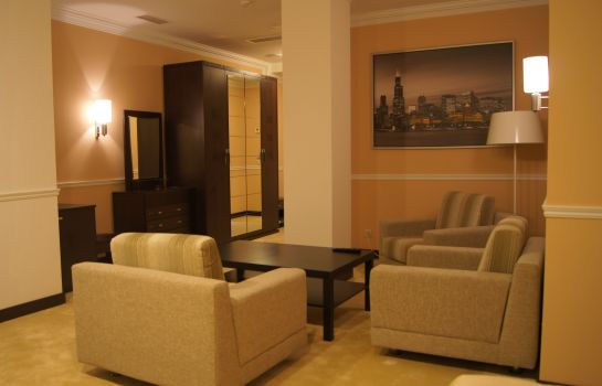 Suite junior Eugene Hotel Юджин отель