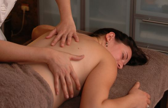 Massageraum Araucaria Hotel & Spa