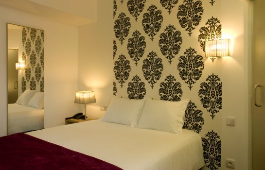 Chambre individuelle (standard) Hotel Genesis