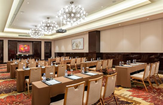 Conference room InterContinental Hotels WUXI