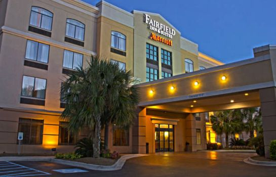 Außenansicht Fairfield Inn & Suites Charleston Airport/Convention Center