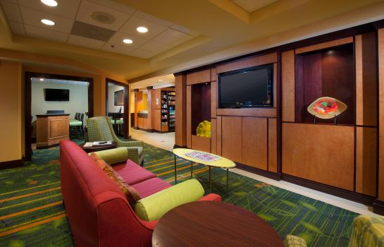 Hotelhalle Fairfield Inn & Suites Charleston Airport/Convention Center