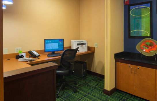 Info Fairfield Inn & Suites Charleston Airport/Convention Center
