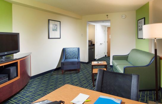 Zimmer Fairfield Inn & Suites Charleston Airport/Convention Center