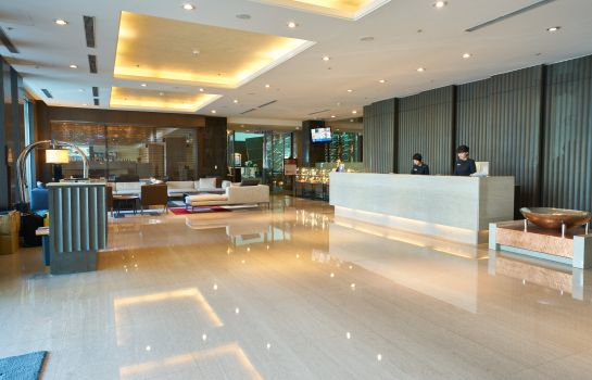 Lobby Taipung Suites