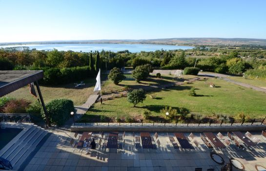 Taras Land-gut-Hotel Barbarossa