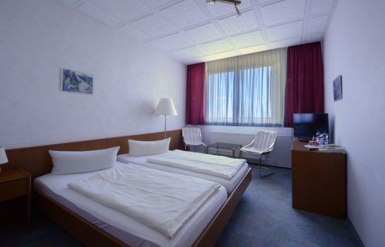 Chambre double (standard) Land-gut-Hotel Barbarossa