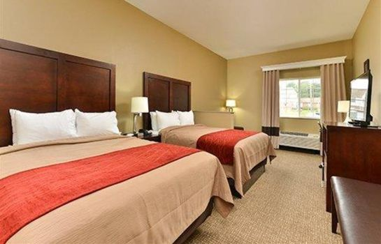 Suite Comfort Inn and Suites Manheim - Lebanon