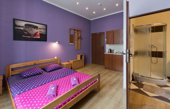 Double room (standard) Queen Apartments & hostel 70's