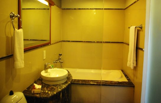 Bathroom HOTEL ONE GULBERG