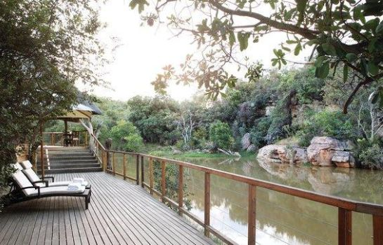Bar hotelowy Shambala Private Game Reserve