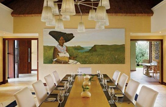 Restauracja Shambala Private Game Reserve