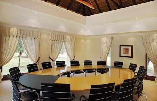 Sala konferencyjna Shambala Private Game Reserve