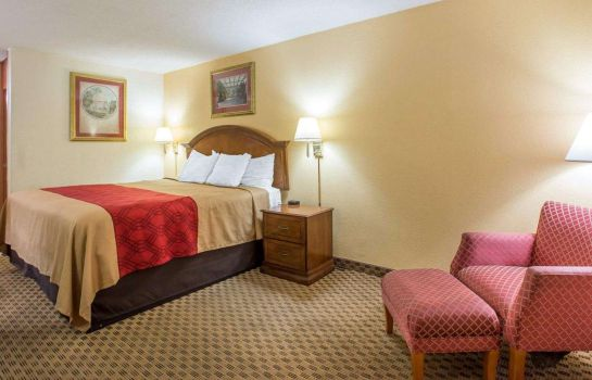 Camera doppia (Comfort) Econo Lodge  Inn & Suites