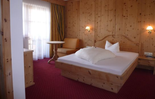 Single room (standard) Alm-Ferienclub Silbertal