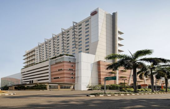 Exterior view HARRIS Hotel and Conventions Kelapa Gading