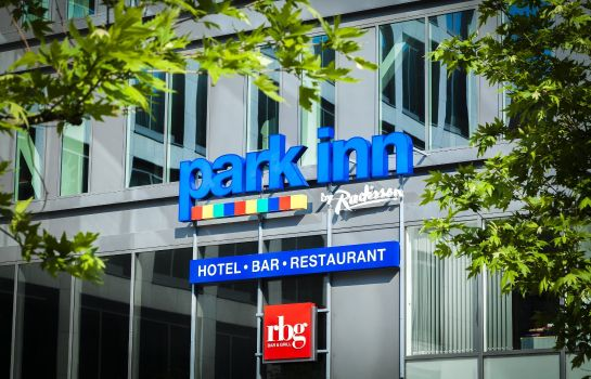 Exterior view Park Inn By Radisson Brussels Midi