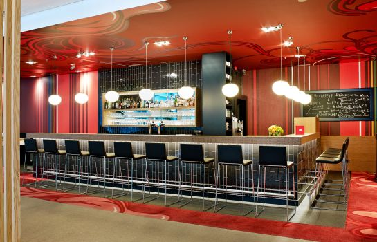 Hotel bar Park Inn By Radisson Brussels Midi