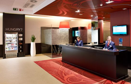 Reception Park Inn By Radisson Brussels Midi