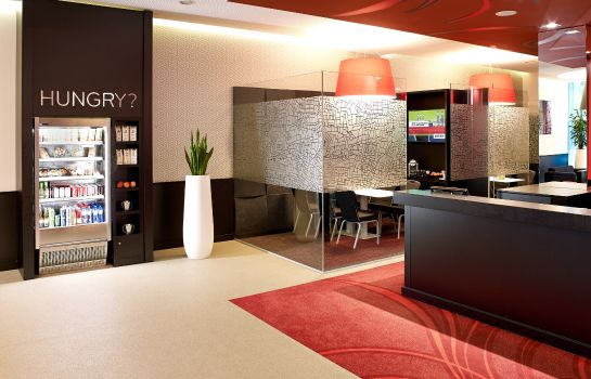 Lobby Park Inn By Radisson Brussels Midi