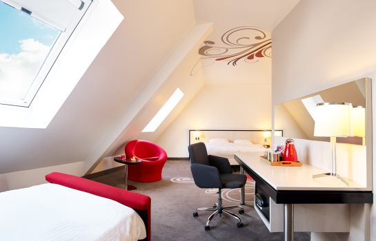 Suite Junior PARK INN BRUSSELS MIDI