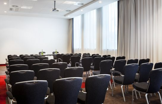 Conference room Park Inn By Radisson Brussels Midi