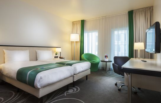 Double room (standard) Park Inn By Radisson Brussels Midi