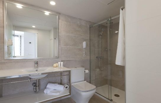 Bagno in camera Marvell Club Aparthotel