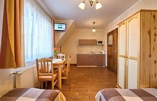 Informacja VISITzakopane City Apartments
