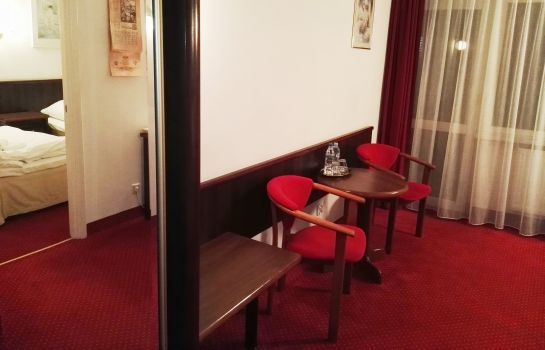 Chambre double (standard) Prawdzic Resort & Conference