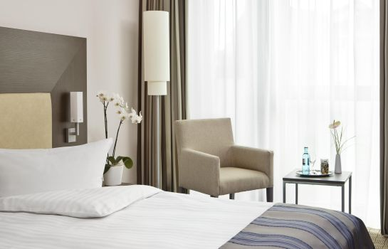 Chambre individuelle (standard) IntercityHotel