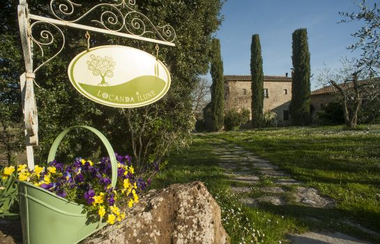Garten Locanda Ilune Luxury Farmhouse