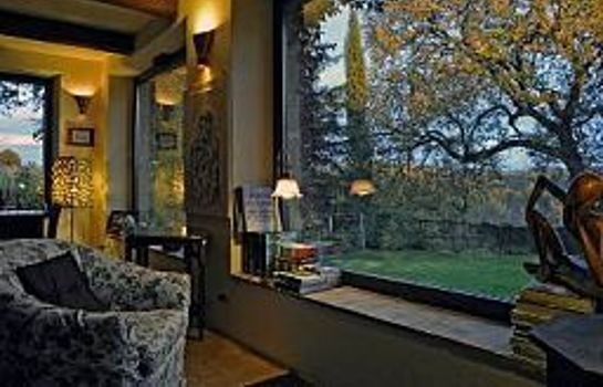 Hotelhalle Locanda Ilune Luxury Farmhouse