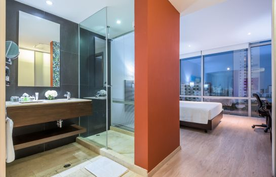 Bathroom NH Collection Barranquilla Smartsuites Royal