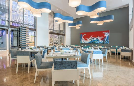 Restaurant NH Collection Barranquilla Smartsuites Royal
