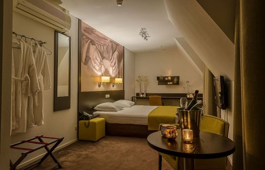Junior suite Parkhotel Auberge Vincent