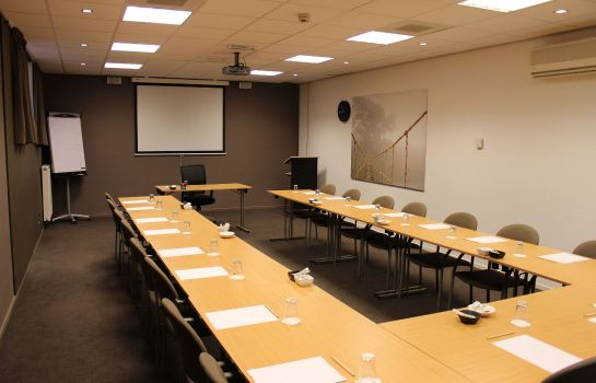 Conference room Parkhotel Auberge Vincent