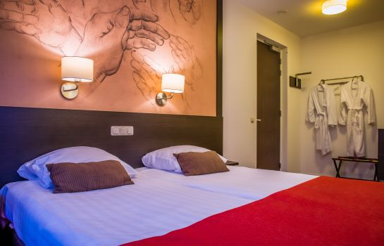 Single room (superior) Parkhotel Auberge Vincent