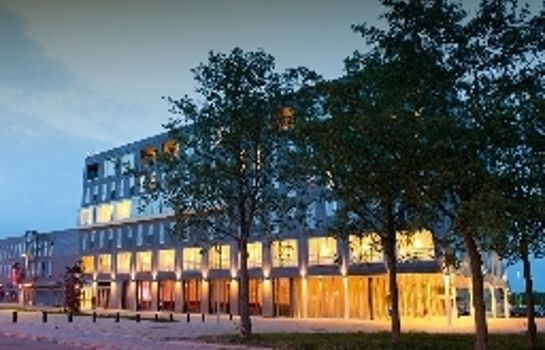 Hotel lumen zwolle great prices at hotel info exterior view hotel lumen ccuart Images