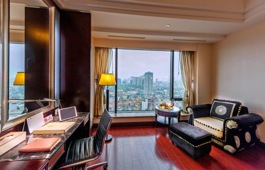 Chambre double (confort) Grand Plaza Hanoi Hotel