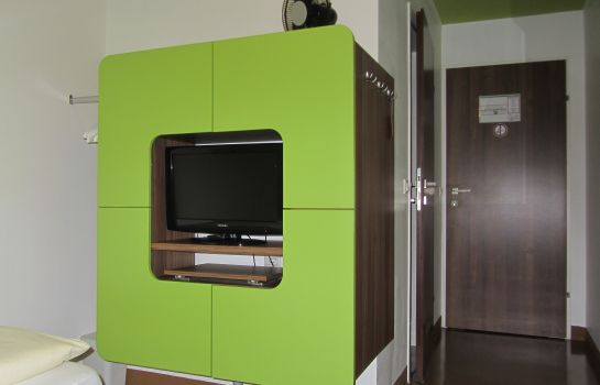 Chambre individuelle (standard) Greenrooms