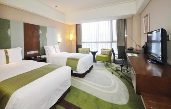 Zimmer Holiday Inn QINGDAO CITY CENTRE