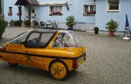 goldener stern pension - ochsenfurt günstig bei hotel de, Hause deko