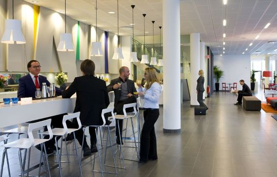 Lobby Park Inn by Radisson Malmo
