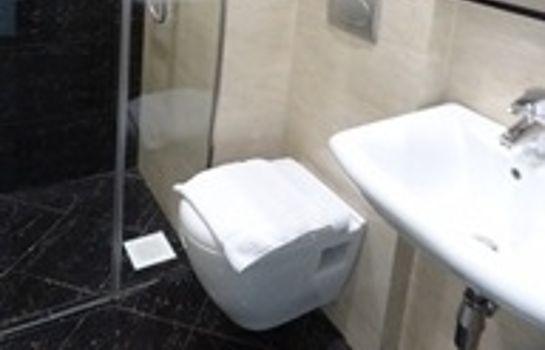 Badezimmer V Hotel Lavender