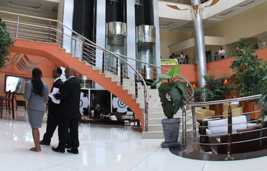 Lobby INTERCONTINENTAL ADDIS HOTEL