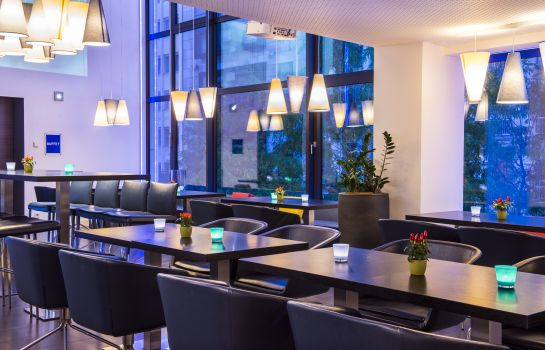 Bar del hotel Park Inn by Radisson Luxembourg City