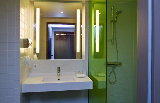 Cuarto de baño Park Inn by Radisson Luxembourg City